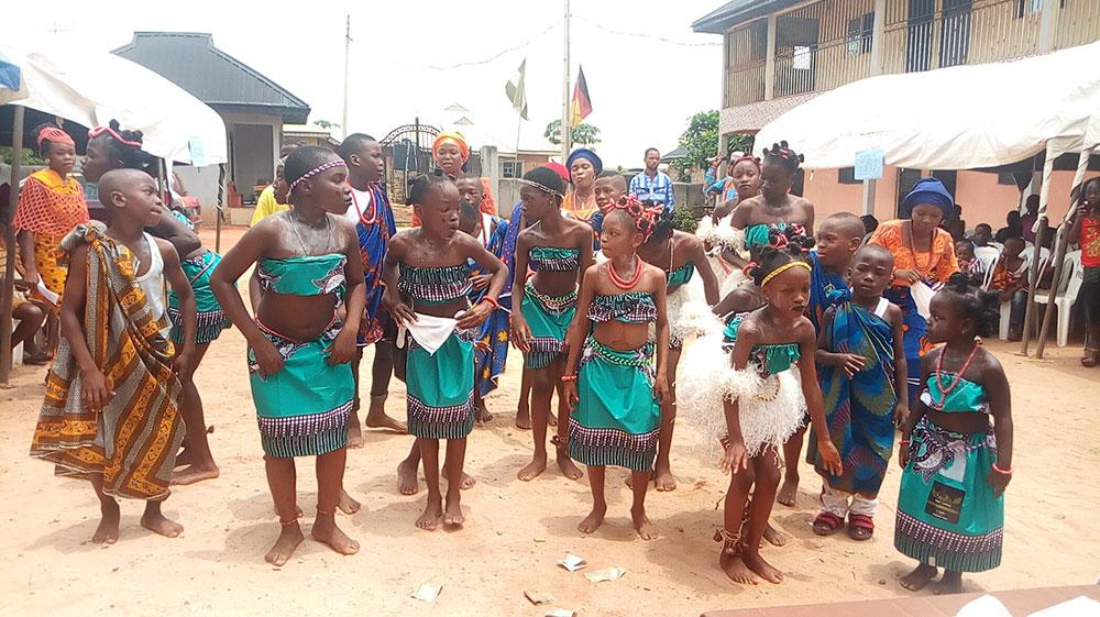 Eintauchen in die reiche Tradition beim Kulturellen Tag