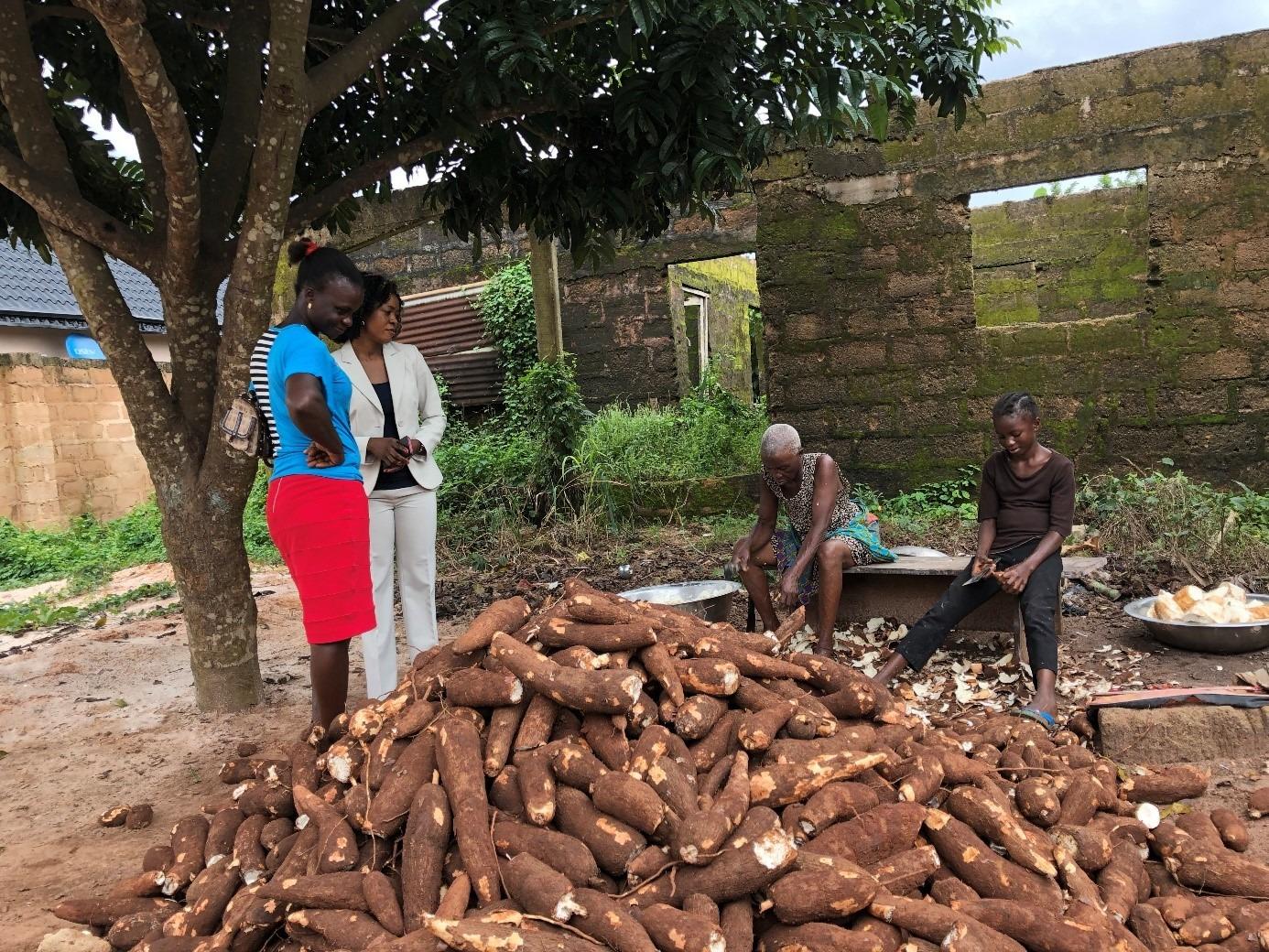 Read more about the article Viele nigerianische Kinder arbeiten statt zur Schule zu gehen